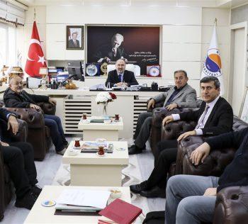 Sinop Üniversitesi Vakfı Ekim Ayı Toplantısı Gerçekleştirildi