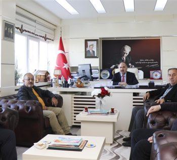 Sinop Üniversitesi Vakfı Aralık Ayı Toplantısı Gerçekleştirildi