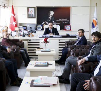 Sinop Üniversitesi Vakfının 2020 Yılı İlk Toplantısı Gerçekleştirildi