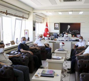 Sinop Üniversitesi Vakfı Yeni Yönetim Kurulu İlk Toplantısını Gerçekleştirdi