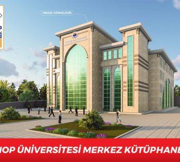 Üniversite Kütüphanemiz İçin Kampanya Başlatıldı